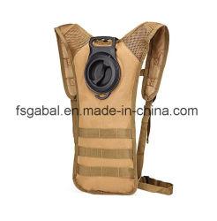 Militar Slim Caminhadas Hidratação Sports Pack Saco com saco de água