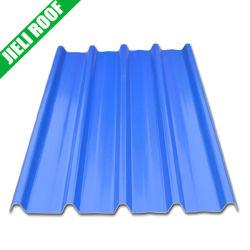 庭の小屋のプラスチックはプラスチックタイル屋根をタイルを張る