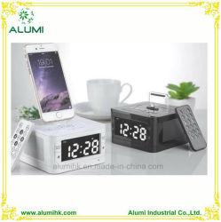 محطة إرساء متعددة الوظائف بتقنية Bluetooth ومنبه ساعة للفندق