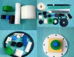 Custom 100% UHMW PE обработанной пластиковые детали/UHMW шкив/втулку трубки