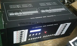 Pack de 12 ch gradateur DMX/contrôleur DMX