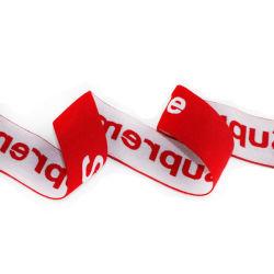 1 cm de largeur~5cm Processus Jacquard Bandes élastiques Ruban de sacs de vêtements pantalon élastique en caoutchouc élastique en caoutchouc d'accessoires de couture de bricolage