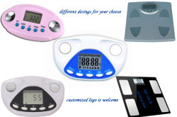 El analizador de grasa corporal OEM multifuncional