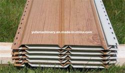 Umhüllung-Wand-Dach-Blatt-Rolle, die Maschine bildet