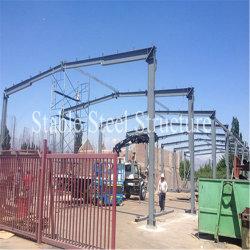 Modulares Stahlkonstruktion-Kesselhaus für Verkauf