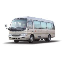 Chassi de partes separadas de alimentação da transmissão no Manual do Motor do JMC LHD Rhd 22+1 a capacidade de lugares para passageiros de autocarros Diesel