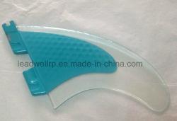 Prototype de surmoulage en silicone transparent