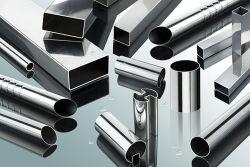 Laminados a quente/frio Precision tubo sem costura de aço inoxidável, aço inoxidável Tubo soldado, Tubo Quadrado e Tubo Special-Shaped (304 4304h 316ti 317L 321 309 S)