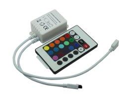 Nieuwste versie IR 24 Key Infrared Controller met kortsluiting Bescherming