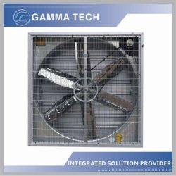 Refroidissement ventilateur de refroidissement d'échappement utilisé agricole serre ventilateur à soufflante de climatisation du ventilateur