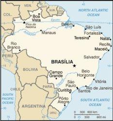 Oceaan Vracht van China aan Brazilië