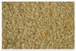 Cipolla bianca disidratata tagliata 8-12mesh