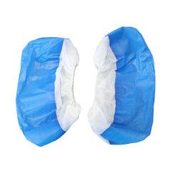 يغطي حذاء منع الانزلاق PP المقاوم للماء للحماية الشخصية الحماية من الغبار الغطاء