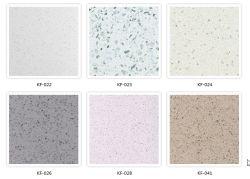 3200X1650mm weiße Farben-Quarz-Platten