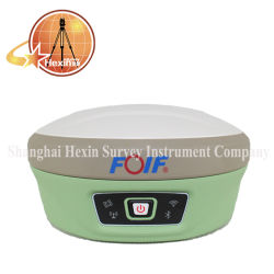 Un instrument d'enquête Foif90 Récepteur GPS Bluetooth Gnss rover RTK