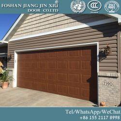 木製の絵画部門別の自動ガレージのドア