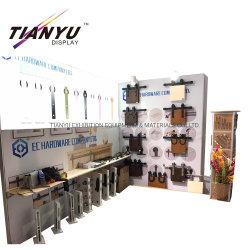 Support en aluminium de haute qualité personnalisés Kiosque d'exposition Expo