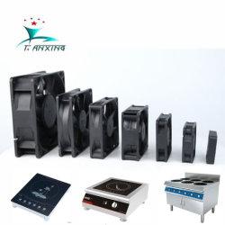 Txkf-8025 van het de inductiekooktoestel UL van het Frame van de verordening gelijkstroom het KoelPlastiek van de Ventilator