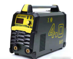 DC 휴대용 변환장치 IGBT 아크 용접 기계 장비 (MMA-250DS)