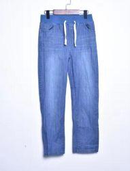 Coton doux Visceose de bambou bon Denim Jeans Pantalons