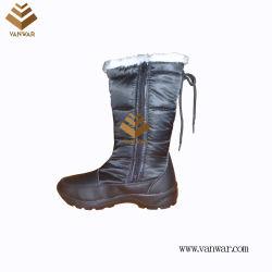 De vrouwelijke Met de hand gemaakte Russische Laarzen van de Sneeuw (WSCB040)