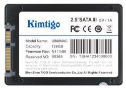 """SSD SATA3 2.5 """" Aandrijving In vaste toestand 120GB/128GB"""