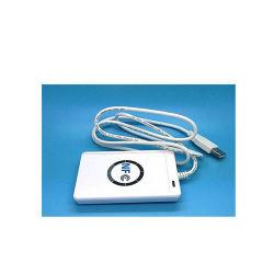 Schrijver van de Lezer van de Chipkaart van het van de Nabijheid RFID HF 13.56MHz van de Interface USB Uid de Slimme 122u