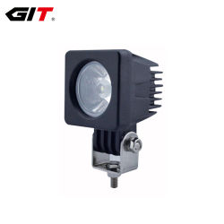 Commerce de gros de qualité supérieure 10W CREE LED pour le camion des feux de travail