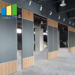 Ausstellung-Stand-Hotel-schalldichter Trennwand-Innenvorstand