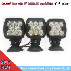 Наиболее востребованных высокая интенсивность 80W КРИ Xm-L2 светодиодный индикатор рабочего освещения для внедорожных 4X4