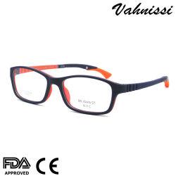 Embouts de branches réglables Kids TR90 verres de lunettes optiques