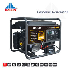 مولد بنزين عالي القدرة 7,5 كيلو واط بقدرة 8 كيلو واط مع CE/الضوضاء وشهادة أخرى