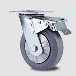 H7 Op zwaar werk berekend Vast Type/de RubberGietmachine van het Type van Wartel/van de Rem