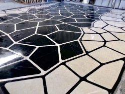La pierre naturelle Beige / gris/rouge Portorož Gold/Laurent/Nero/mur en marbre Noir Marquina pour plancher Design intérieur de comptoir
