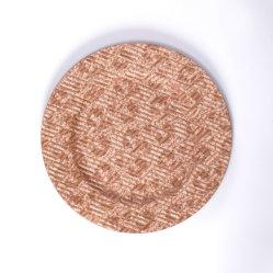 Haltbarer Korken-hölzerne Platte für förderndes