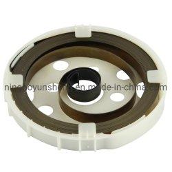 プラスチックAssembliedの平らな螺線形ばねの掃除機の部品のばねケーブルのリワインドばねを使って