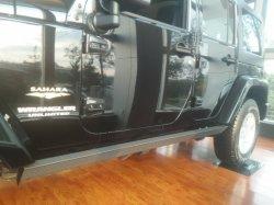 De Toebehoren van de Auto van Wrangler van de jeep