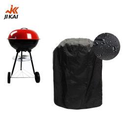 Runder BBQ-Gitter-Deckel-kleiner wasserdichter im Freienpatio-Kessel BBQ-Deckel