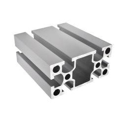 China-Fertigung anodisierter industrieller Aluminiumstrangpresßling-Aluminiumprofil-Strangpresßling-Aluminiumrahmen-Strangpresßling