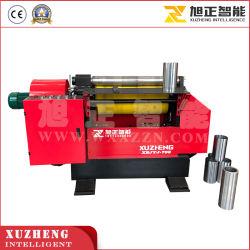 Cylindre métallique de rouler la machine avec 2 rouleaux