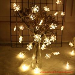 Pequeñas luces las luces de Estrellas de la caja de batería intermitentes luces decorativas Ins Vacaciones de Navidad