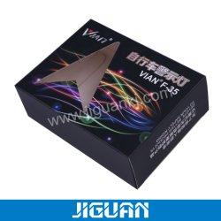 印刷された表示装飾的なチョコレート香水のガラスびんのWindowsのパッキング収納箱包装チョコレートボックス板紙箱の精油のギフトの包装の紙箱