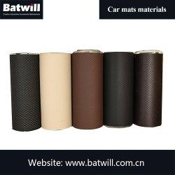 Matten-Leder-Rohstoffe des Auto-5D vom China-Hersteller