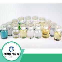 Resina para indução de vácuo