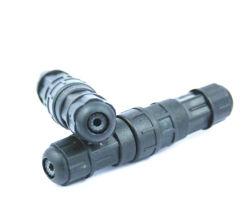 PVC/caoutchouc/nylon Bande LED du connecteur de câble connecteur d'angle