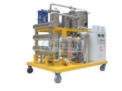De Installatie van de Dehydratie van de Tafelolie met het Vacuüm het Verwarmen Systeem van de Behandeling