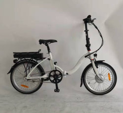 سعر الجملة بطارية ليثيوم طيّ الدراجة الكهربائية