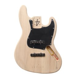 Зола древесины электрический Джаз бас-гитара Органа