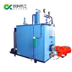 Wasser-Gefäß-Gas-Licht-ölbefeuerter Propan-Dampfkessel für Kraftwerk mit Wasserbehandlung