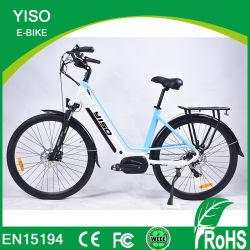 중간 드라이브 모터 자전거를 가진 지원 라이더 E Biycle